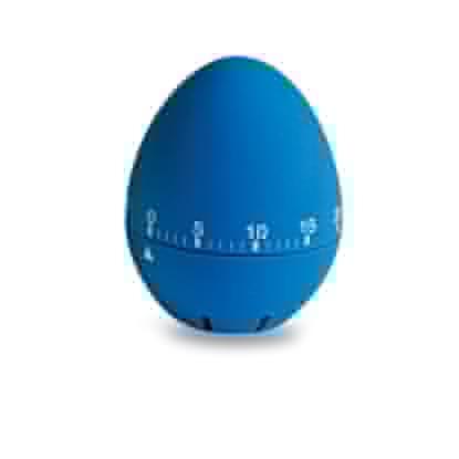 Immagine di IT2392 UOVO - Timer cucina 'uovo' in abs