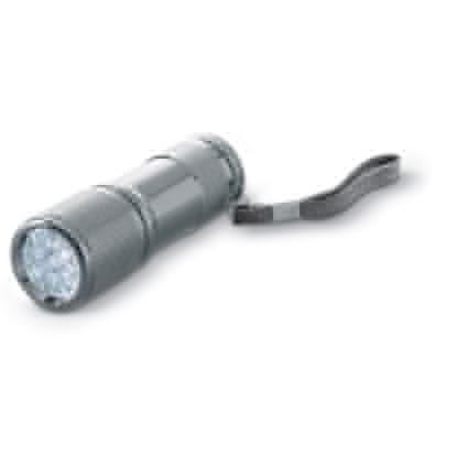 Immagine di IT3342 COMPACTO - Torcia in metallo 9 led