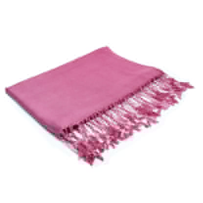 Immagine di IT2886 LADYSTYLE - Pashmina in viscosa con frange
