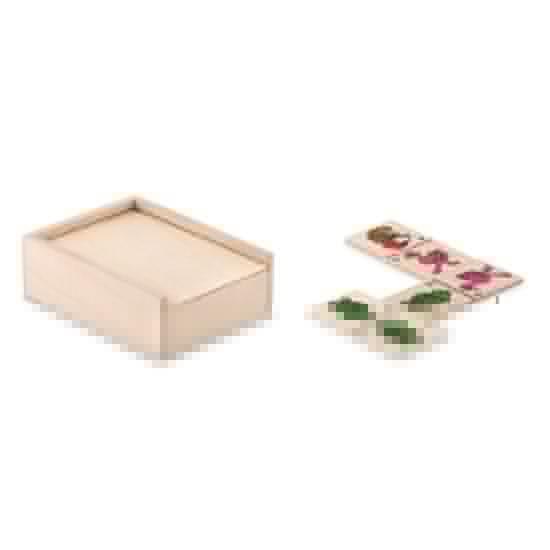Immagine di MO9533 ANIMALS - Gioco del domino per bambini
