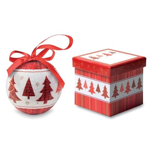 Immagine di CX1437 SNOWY - Palla di natale in scatola