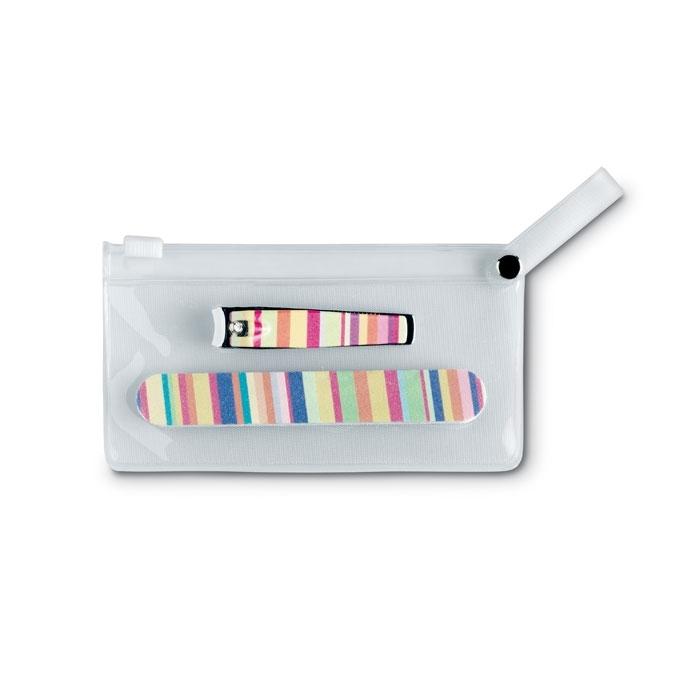 Immagine di IT3706 ARME - Set manicure in sacchetto