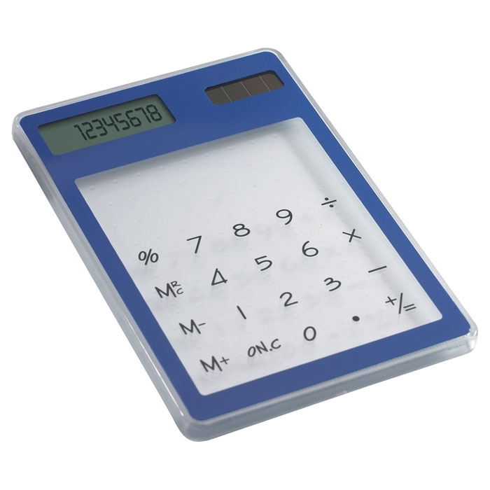 Immagine di IT3791 CLEARAL - Calcolatrice 8 cifre