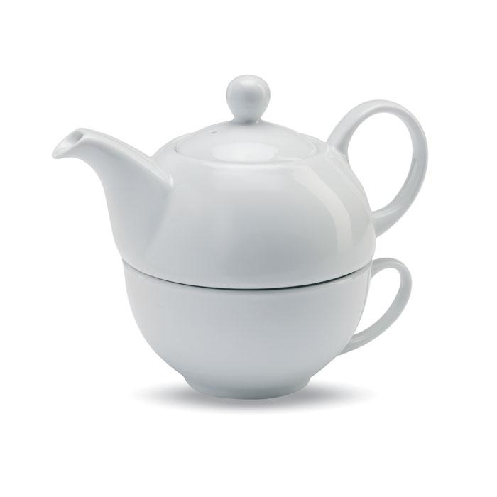 Immagine di MO7343 TEA TIME - Set tè teiera e tazza