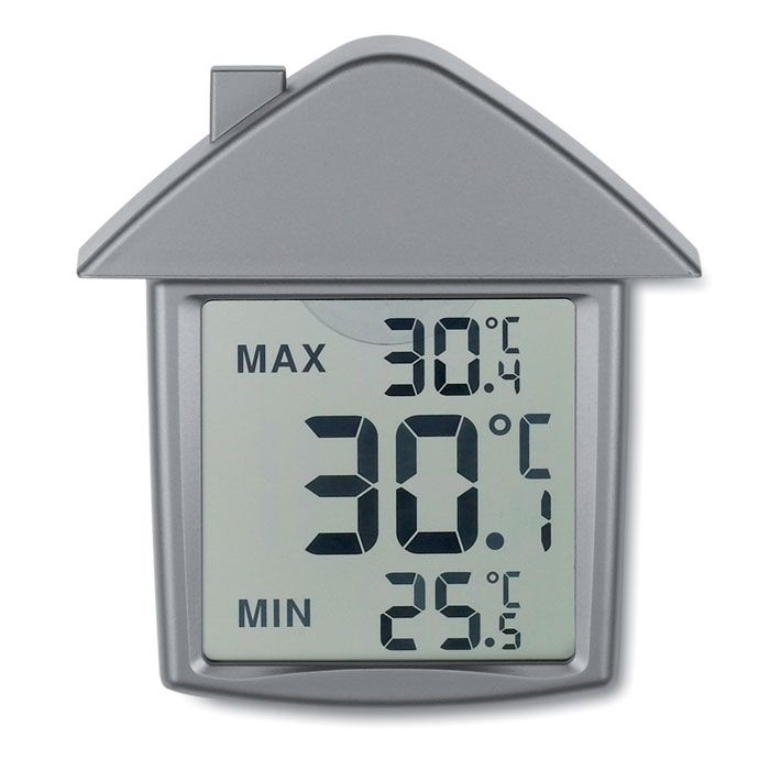 Immagine di MO7456 TERMOHOUSE - Termometro a forma di casa