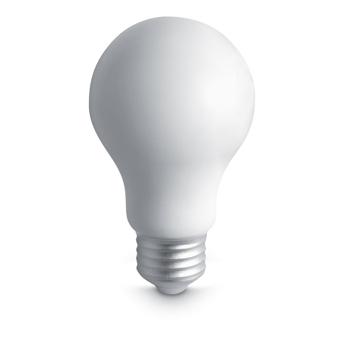 Immagine di MO7829 LIGHT - Antistress 'lampadina' in pu