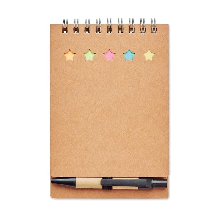 Immagine di MO8107 MULTIBOOK - Blocco notes con penna e fogli