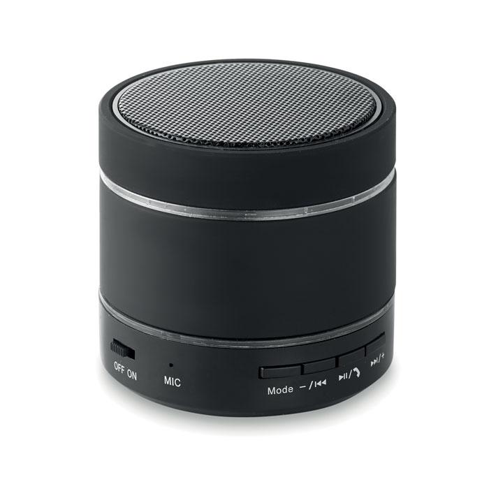 Immagine di MO8906 ROUND LIGHT - Speaker wireless con led