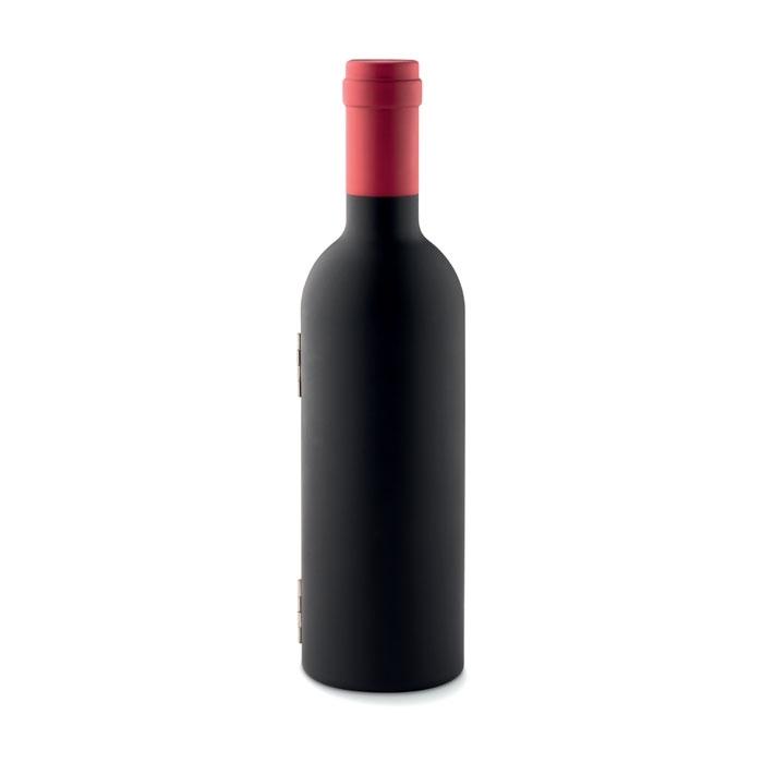 Immagine di MO8999 SETTIE - Set vino in box di bottiglia
