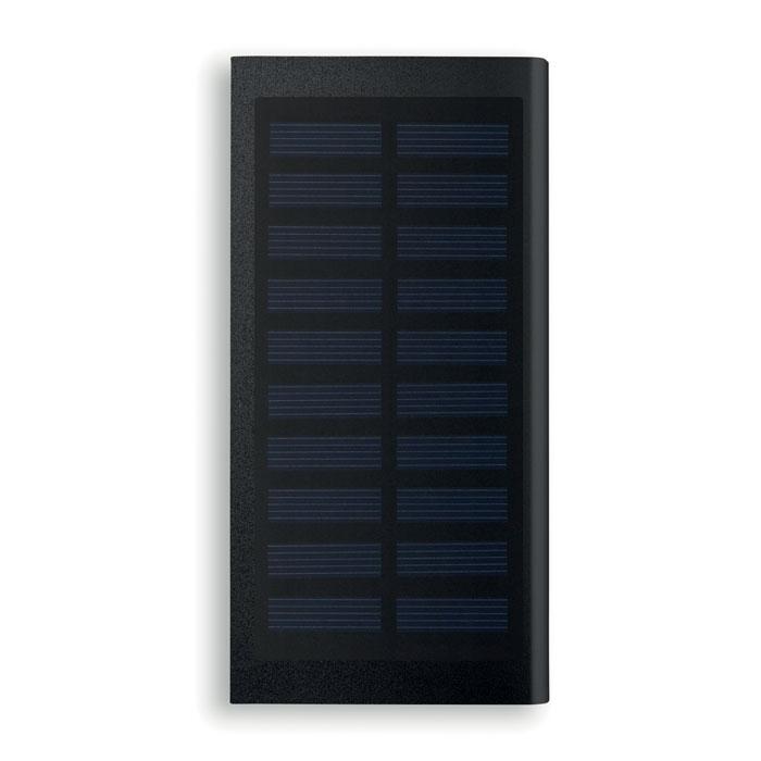 Immagine di MO9051 SOLAR POWERFLAT - Power bank solare da 8000 mah