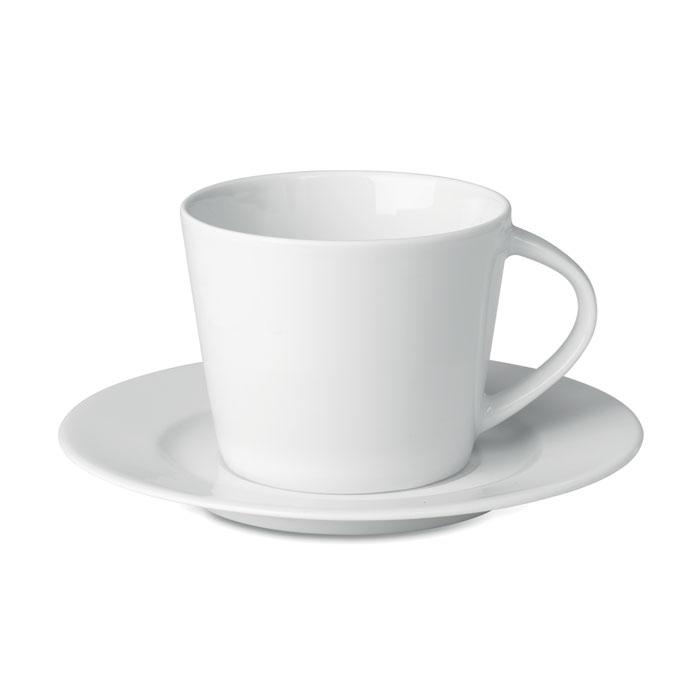 Immagine di MO9080 PARIS - Tazza cappuccino e piattino