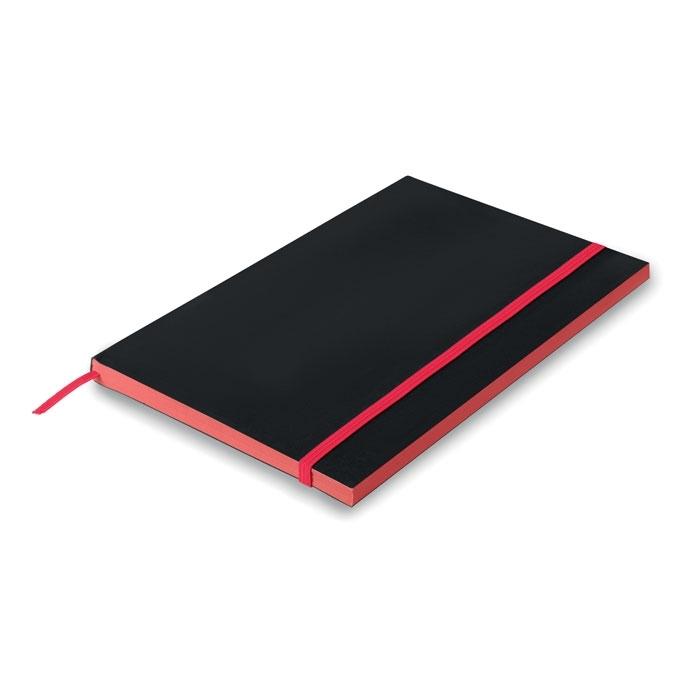 Immagine di MO9100 BLACK NOTE - Notebook a righe a5