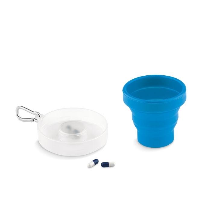 Immagine di MO9196 CUP PILL - Bicchiere richiudibile