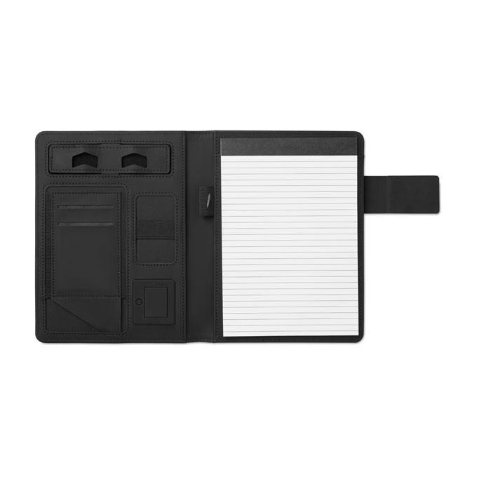 Immagine di MO9231 POWERNOTY - Porta blocco a5 con powerbank