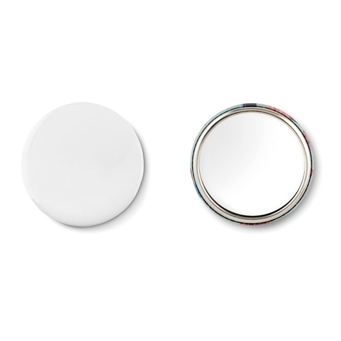 Immagine di MO9335 MIRROR - Spilla specchiata in metallo