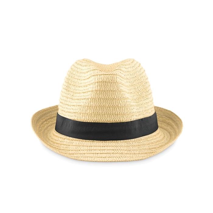 Immagine di MO9341 BOOGIE - Cappello di paglia naturale
