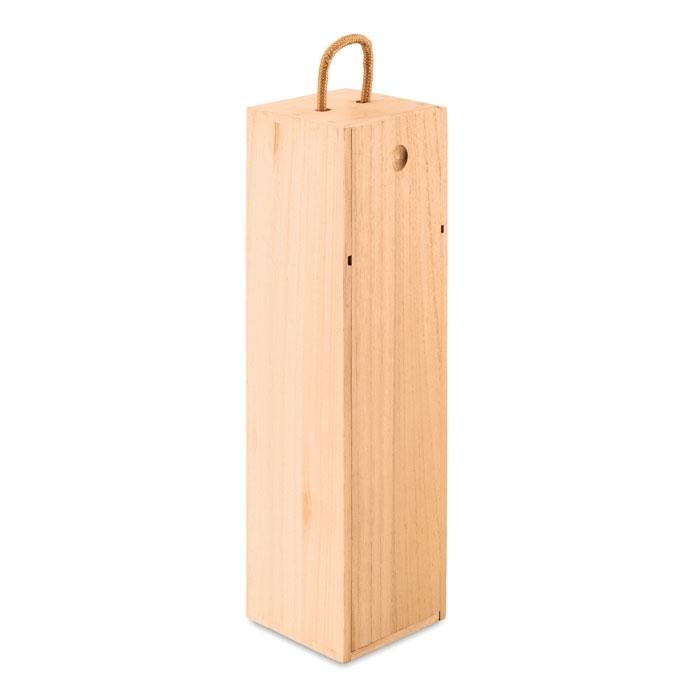Immagine di MO9413 VINBOX - Scatola in legno per vino