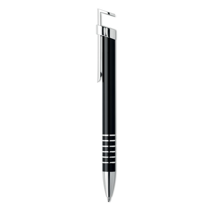 Immagine di MO9497 STANDY - Penna in alluminio con stand