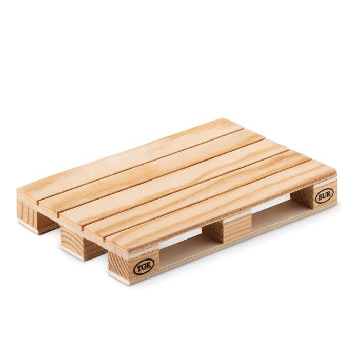 Immagine di MO9504 PALY - Sottobicchiere in legno