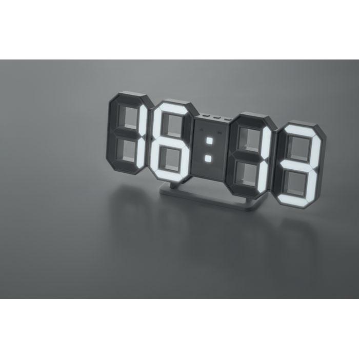 Immagine di MO9509 COUNTDOWN - Sveglia a led con adattatore