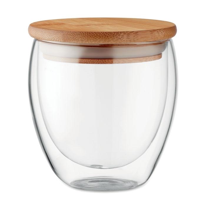 Immagine di MO9719 TIRANA SMALL - Bicchiere in vetro 250 ml