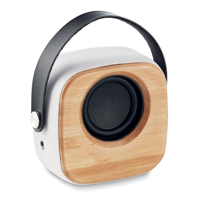 Immagine di MO9806 OHIO SOUND - Speaker 3w in bamboo