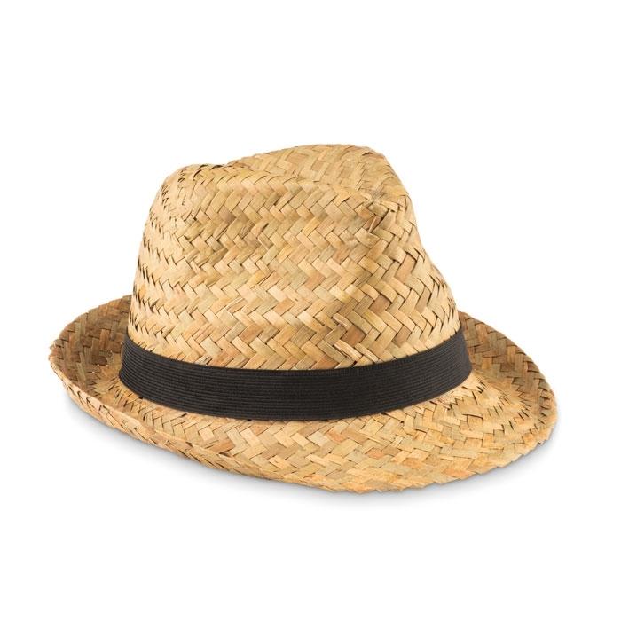 Immagine di MO9844 MONTEVIDEO - Cappello in paglia naturale