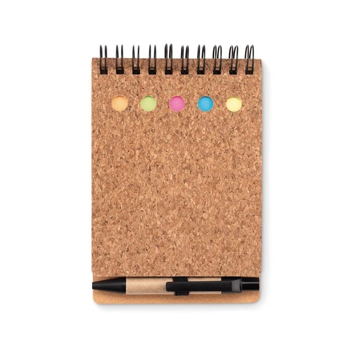 Immagine di MO9856 MULTICORK - Notebook in sughero
