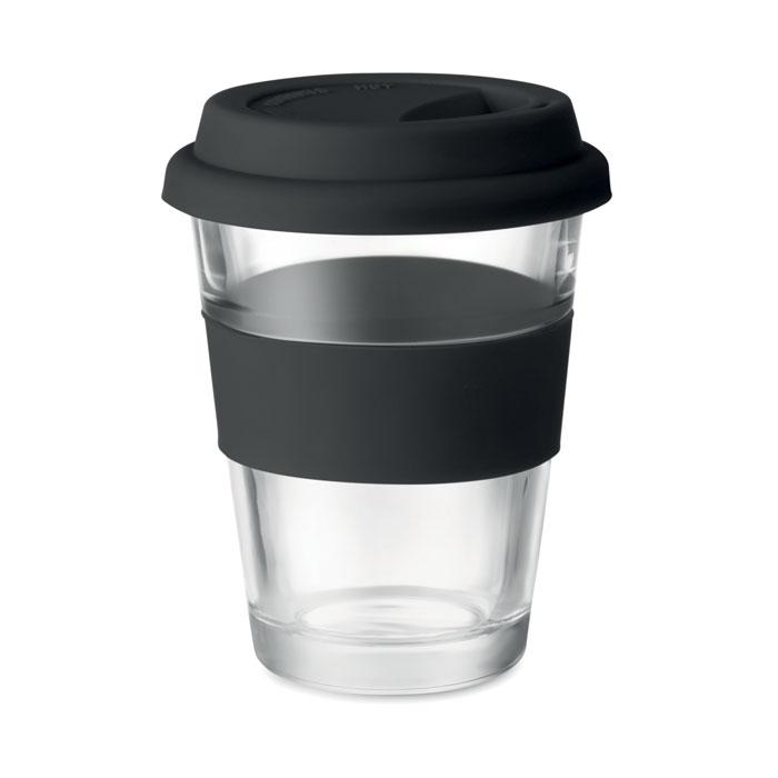 Immagine di MO9992 ASTOGLASS - Bicchiere in vetro. 350ml