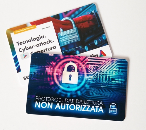 Immagine di Protection card
