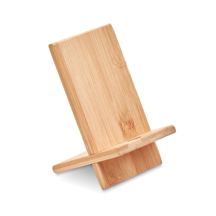 Immagine di MO9944 WHIPPY - Portatelefono in bamboo